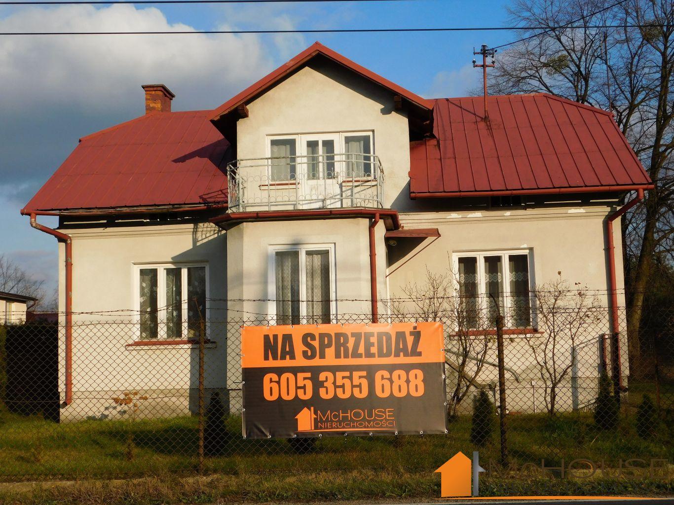 Dom pod Baranowem Sandomierskim w dobrym stylu