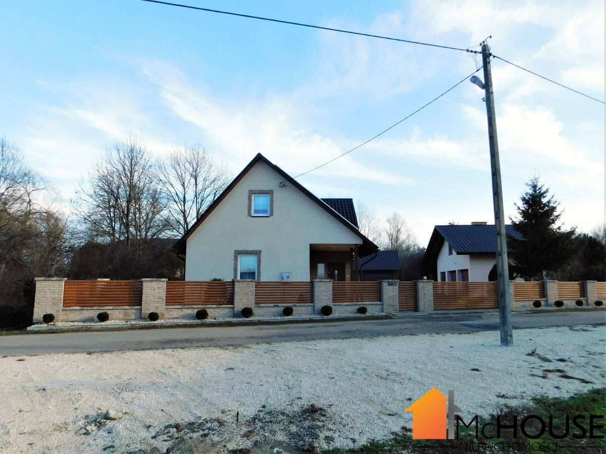 Matiaszów – DOM, garaże, jezioro NOWA CENA